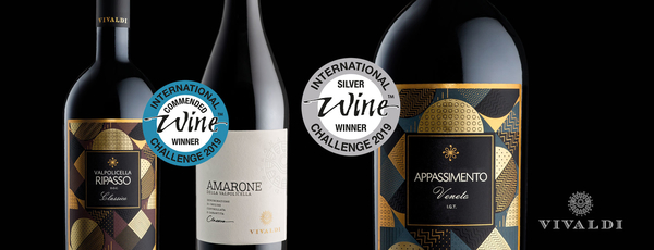 Medals from the International Wines Challenge