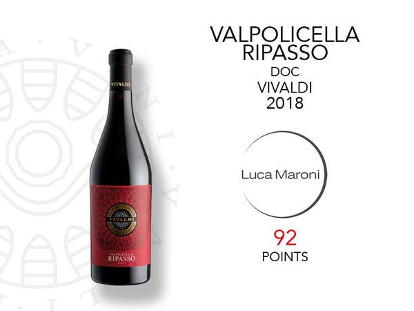 92 punti per il Ripasso Classico da Luca Maroni